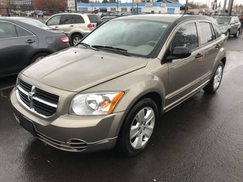 2007 Dodge Caliber for sale at Chuck Wise Motors in Portland OR