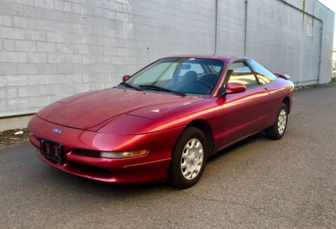 1997 Ford Probe for sale at DASH AUTO SALES LLC in Salem OR