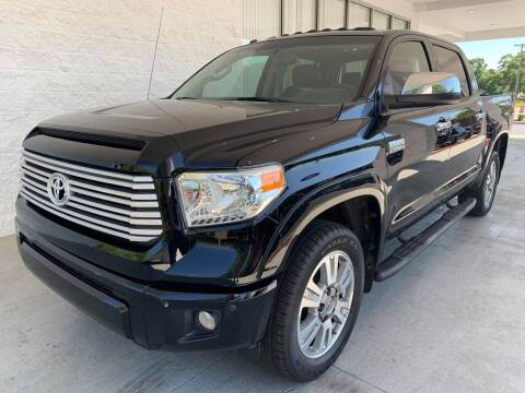2015 Toyota Tundra for sale at Powerhouse Automotive in Tampa FL