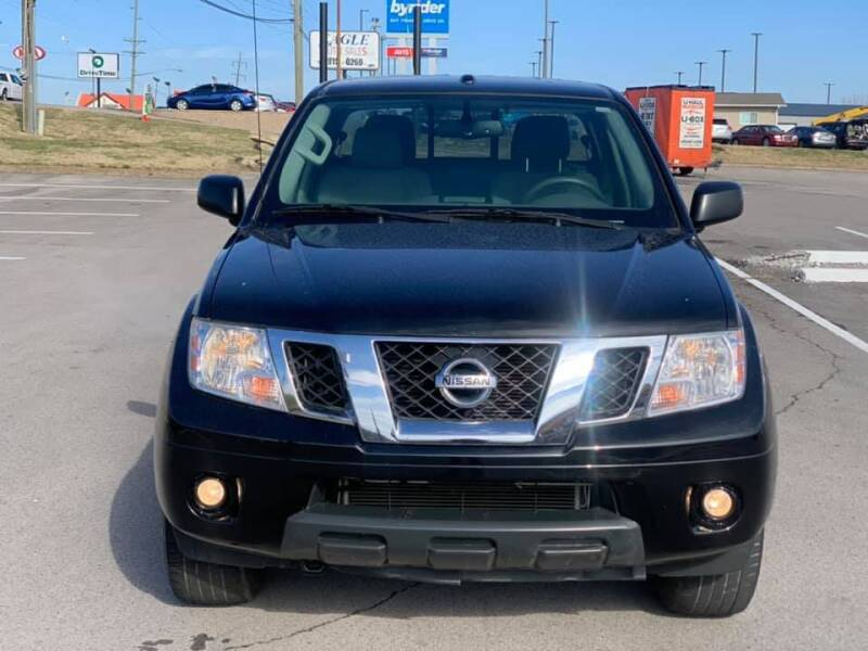 2018 Nissan Frontier for sale at Driv Inc in Madison TN