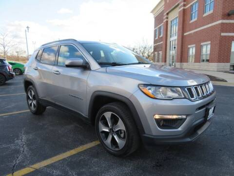 2018 Jeep Compass for sale at Import Exchange in Mokena IL