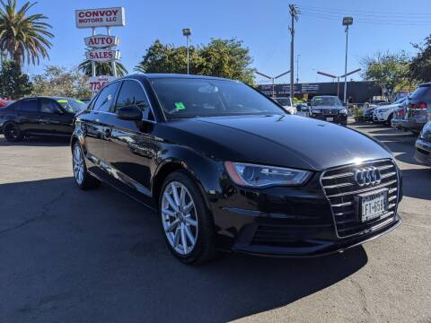 2015 Audi A3 for sale at Convoy Motors LLC in National City CA