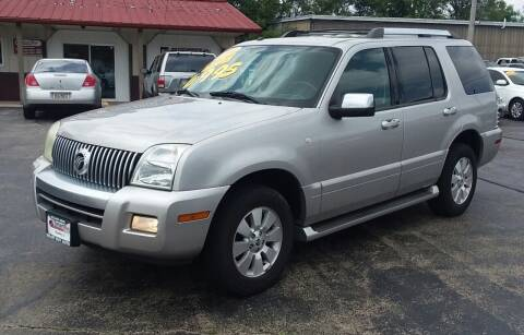 2006 Mercury Mountaineer for sale at Smart Buy Auto in Bradley IL