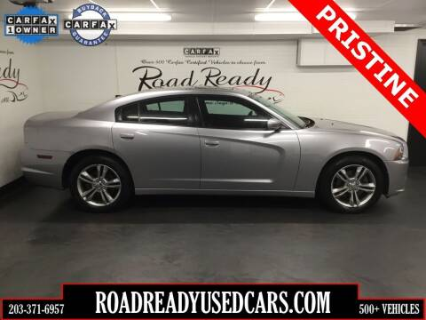 2014 Dodge Charger for sale at Road Ready Used Cars in Ansonia CT