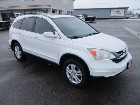 2011 Honda CR-V for sale at West Motor Company in Preston ID