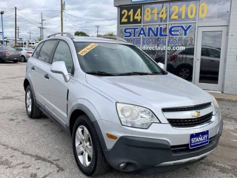 2014 Chevrolet Captiva Sport for sale at Stanley Automotive Finance Enterprise - STANLEY DIRECT AUTO in Mesquite TX