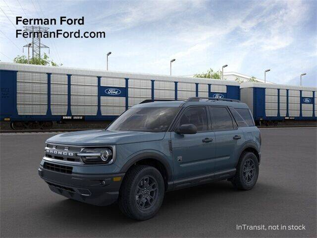 2021 Ford Bronco Sport for sale in Clearwater, FL