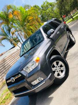 2013 Toyota 4Runner for sale at IRON CARS in Hollywood FL