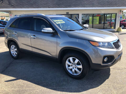 2011 Kia Sorento for sale at Top Notch Auto Brokers, Inc. in Palatine IL