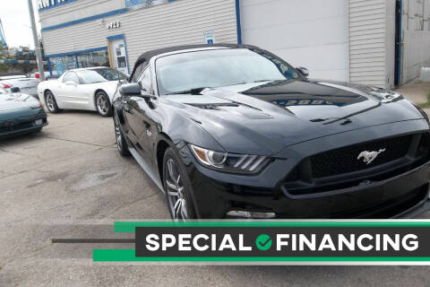 2016 Ford Mustang for sale at Highway 100 & Loomis Road Sales in Franklin WI