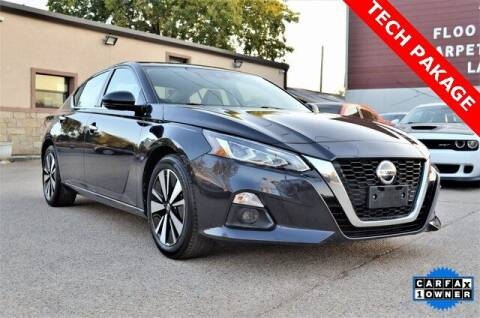 2019 Nissan Altima for sale at LAKESIDE MOTORS, INC. in Sachse TX