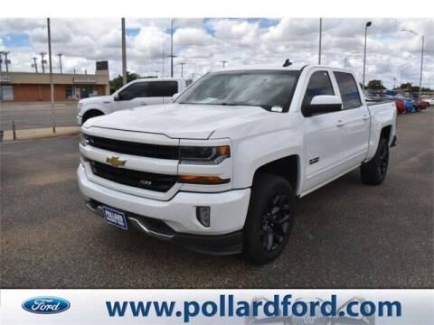 2018 Chevrolet Silverado 1500 for sale at South Plains Autoplex by RANDY BUCHANAN in Lubbock TX