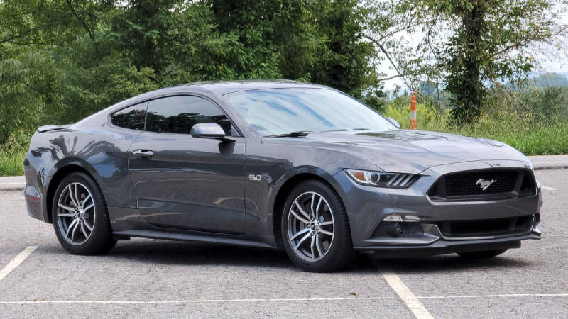 2016 Ford Mustang for sale at Rare Exotic Vehicles in Asheville NC