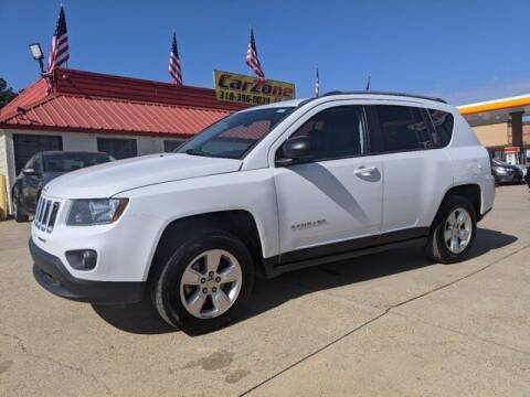 2015 Jeep Compass for sale at CarZoneUSA in West Monroe LA