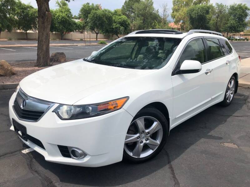 2012 Acura TSX Sport Wagon for sale at Ideal Cars in Mesa AZ