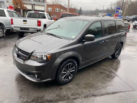 2018 Dodge Grand Caravan for sale at East Main Rides in Marion VA