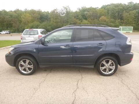 2006 Lexus RX 400h for sale at NEW RIDE INC in Evanston IL
