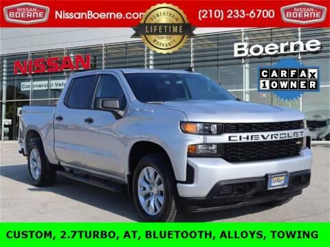 2021 Chevrolet Silverado 1500 for sale at Nissan of Boerne in Boerne TX