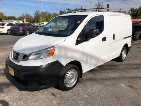 2015 Nissan NV200 for sale at Pasadena Auto Planet in Houston TX