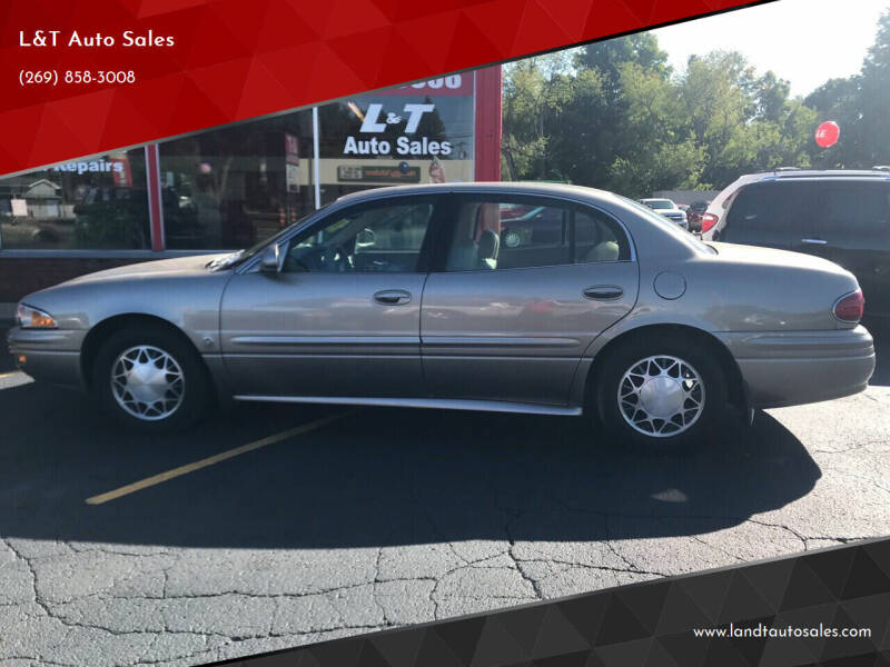 2004 Buick LeSabre for sale at L&T Auto Sales in Three Rivers MI