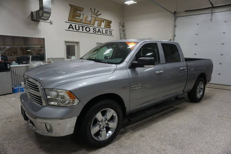 2019 RAM Ram Pickup 1500 Classic for sale at Elite Auto Sales in Ammon ID