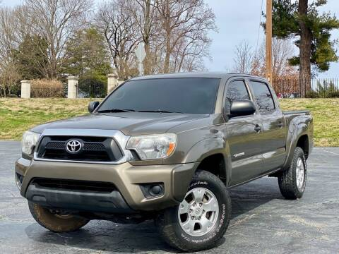 2015 Toyota Tacoma for sale at Sebar Inc. in Greensboro NC