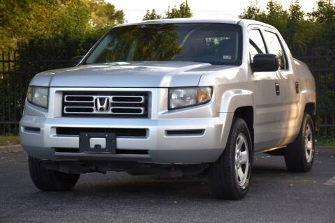 2008 Honda Ridgeline for sale at Wheel Deal Auto Sales LLC in Norfolk VA