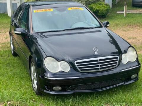 2006 Mercedes-Benz C-Class for sale at American Family Auto LLC in Bude MS