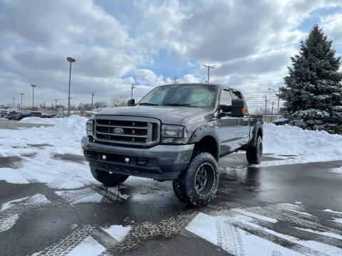 2004 Ford F-250 Super Duty for sale at True Automotive in Cleveland OH