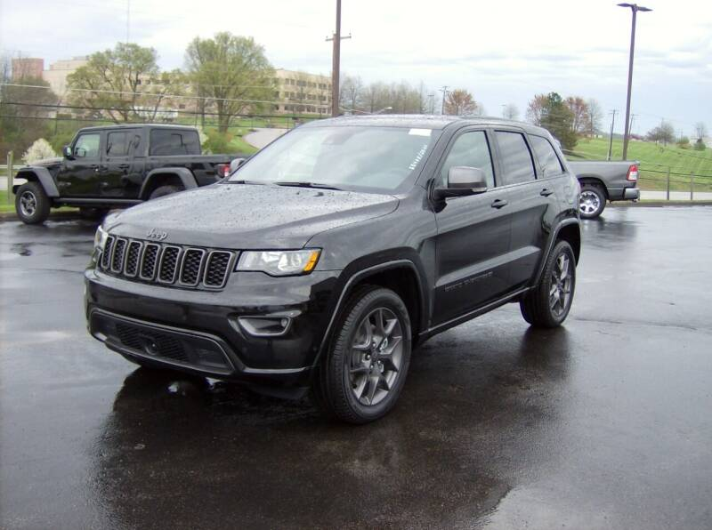 2021 Jeep Grand Cherokee for sale in Maysville, KY