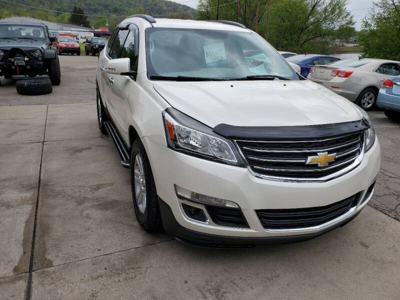 2014 Chevrolet Traverse for sale at A - K Motors Inc. in Vandergrift PA