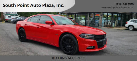 2016 Dodge Charger for sale at South Point Auto Plaza, Inc. in Albany NY