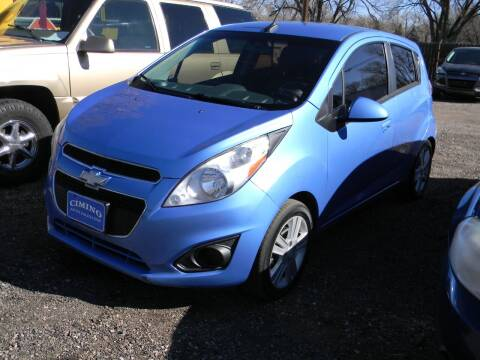 2014 Chevrolet Spark for sale at Cimino Auto Sales in Fountain CO