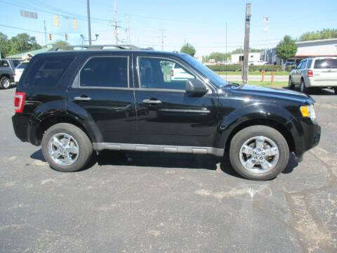 2012 Ford Escape for sale at Home Street Auto Sales in Mishawaka IN