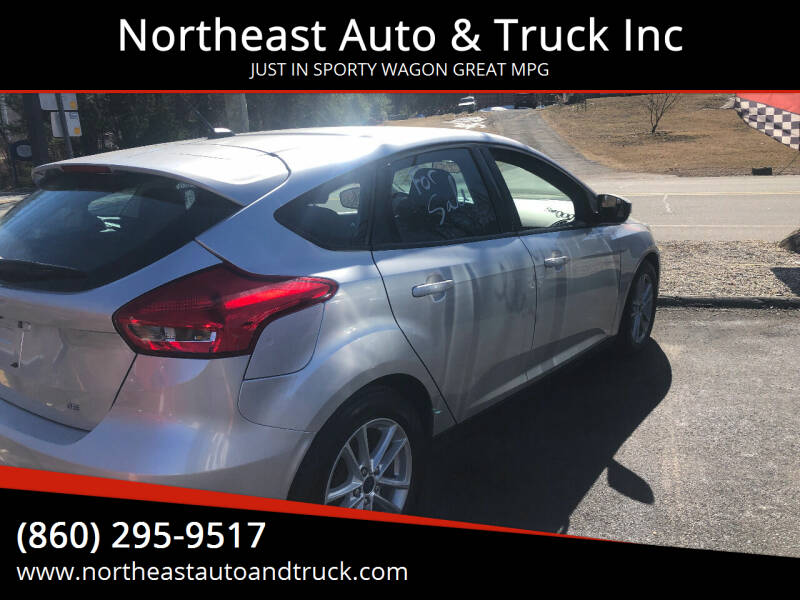 2017 Ford Focus for sale at Northeast Auto & Truck Inc in Marlborough CT