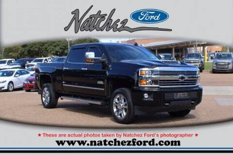 2017 Chevrolet Silverado 2500HD for sale at Auto Group South - Natchez Ford Lincoln in Natchez MS