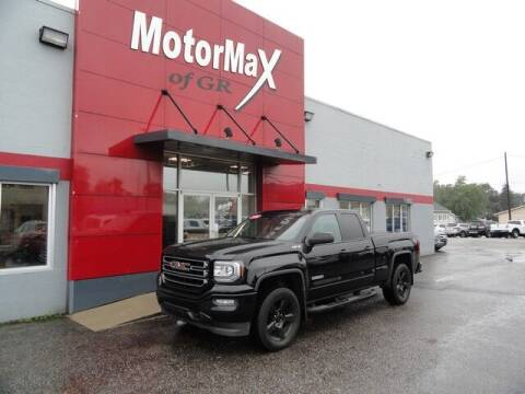 2016 GMC Sierra 1500 for sale at MotorMax of GR in Grandville MI