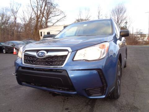 2015 Subaru Forester for sale at All State Auto Sales in Morrisville PA