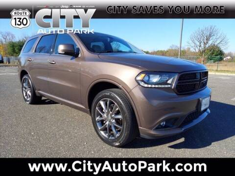 2017 Dodge Durango for sale at City Auto Park in Burlington NJ