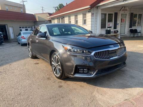 2018 Kia Cadenza for sale at STS Automotive in Denver CO