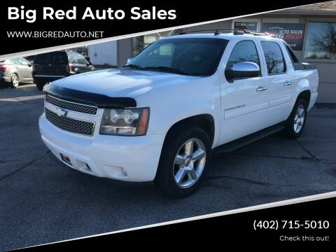 2007 Chevrolet Avalanche for sale at Big Red Auto Sales in Papillion NE