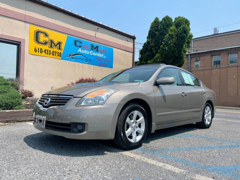 2008 Nissan Altima for sale at Car Mart Auto Center II, LLC in Allentown PA