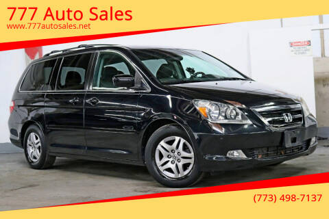 2007 Honda Odyssey for sale at 777 Auto Sales in Bedford Park IL