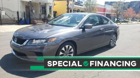2015 Honda Accord for sale at JOANKA AUTO SALES in Newark NJ