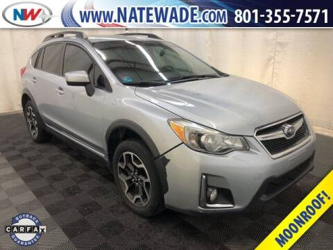 2016 Subaru Crosstrek for sale at NATE WADE SUBARU in Salt Lake City UT