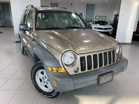 2005 Jeep Liberty for sale at Auto Mall of Springfield north in Springfield IL