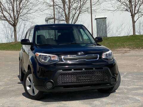 2015 Kia Soul for sale at MILANA MOTORS in Omaha NE
