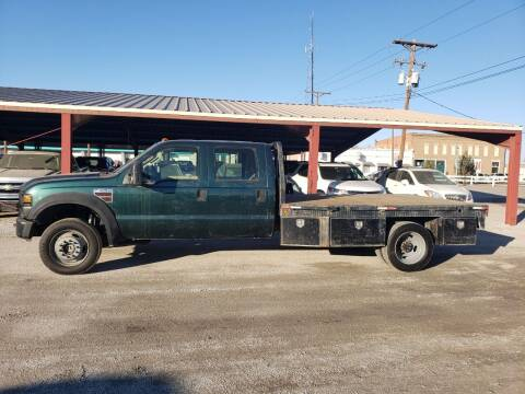 2008 Ford F-450 Super Duty for sale at Faw Motor Co in Cambridge NE