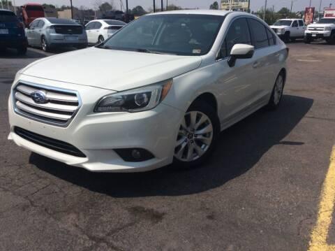 2016 Subaru Legacy for sale at Five Stars Auto Sales in Denver CO
