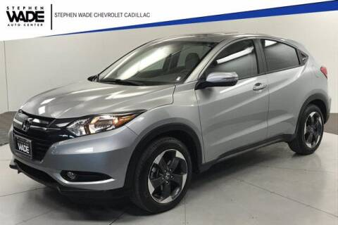 2018 Honda HR-V for sale at Stephen Wade Pre-Owned Supercenter in Saint George UT